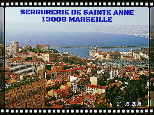 ARTISAN SERRURIER DU 13008 MARSEILLE QUARTIER DE SAINTE ANNE