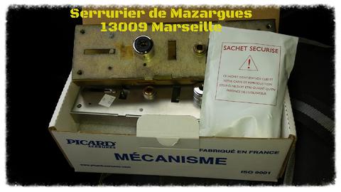 Serrurier du Quartier Mazargues 13009 Marseille