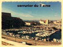 sos ouverture de porte 13007 Marseille