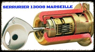 ARTISAN SERRURIER DU 13008 MARSEILLE LES GOUDES