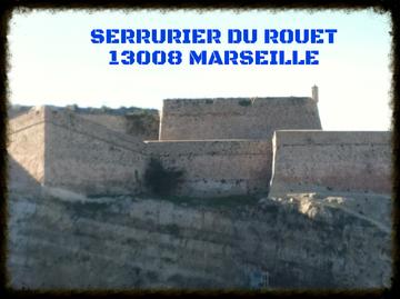 ARTISAN SERRURIER DU 13008 MARSEILLE QUARTIER LE ROUET