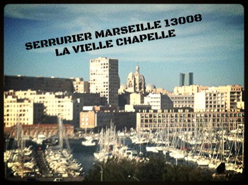 ARTISAN SERRURIER DU 13008 MARSEILLE QUARTIER DE LA VIEILLE CHAPELLE