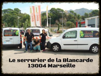 Serrurier du Quartier La Blancarde 13004 Marseille