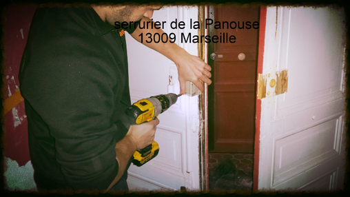 Serrurier du Quartier La Panouse 13009 Marseille
