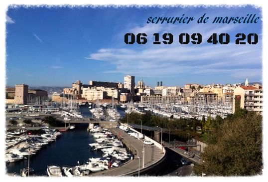 Serrurier du quartier Vaufrèges 13009 Marseille