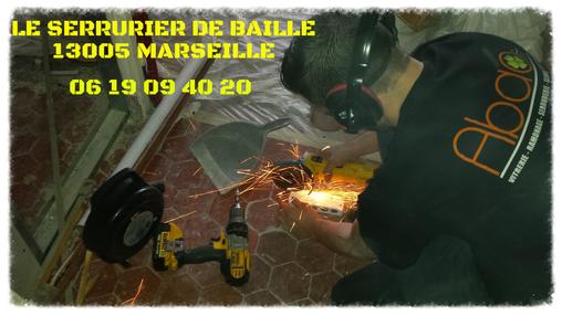 Serrurier du Quartier Baille 13005 Marseille