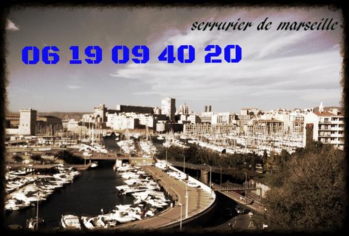 Serrurier du quartier Saint Tronc 13010 Marseille
