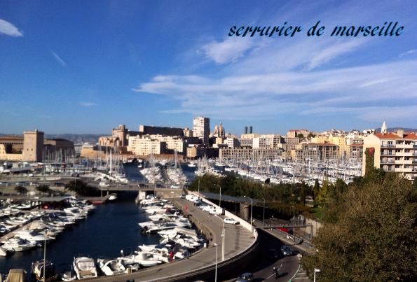 serrurier marseille cour Lieutaud 13006 Marseille
